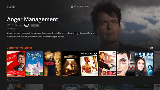 Tubi - Free Movies and TV screenshot