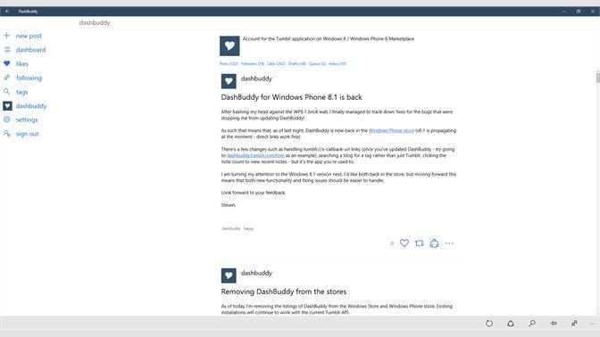 Get DashBuddy - Microsoft Store