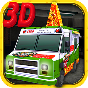 Pizza Delivery Truck Simulator 3D