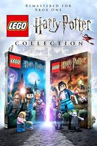 Carátula para el juego LEGO Harry Potter Collection de Xbox 360