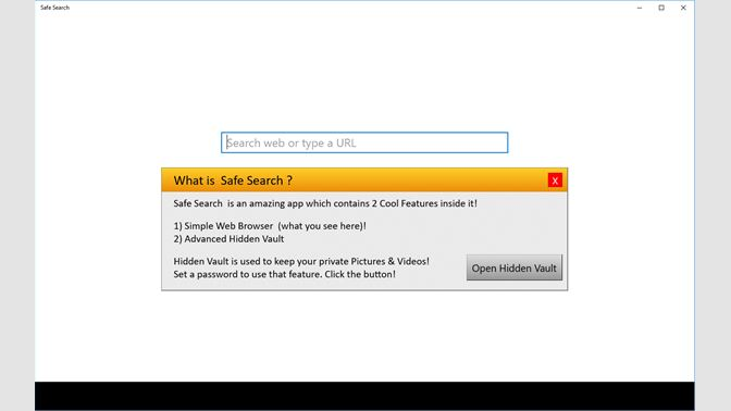 Get Safe Search (+ Gallery Locker Hider Vault) - Microsoft Store