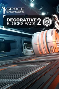 Space Engineers: Decorative Pack #2