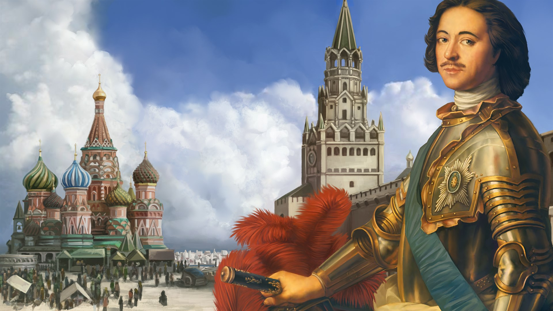 Europa Universalis IV: Third Rome Immersion Pack