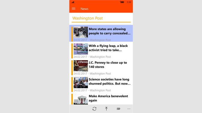 Get Newspapers - Microsoft Store