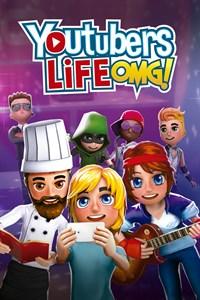 Carátula para el juego Youtubers Life - OMG Edition de Xbox 360