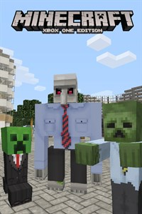 Minecraft City Texture Pack