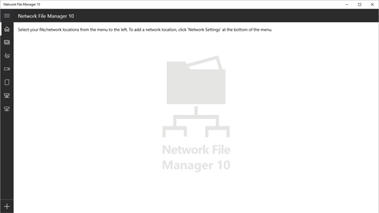 Step by step instruction to repair Network File Manager 10