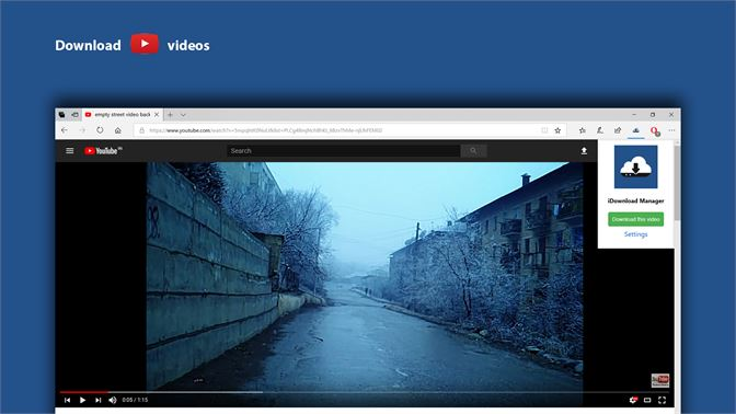 idm free download video software
