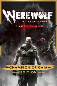 Werewolf: The Apocalypse - Earthblood Champion of Gaia Edition