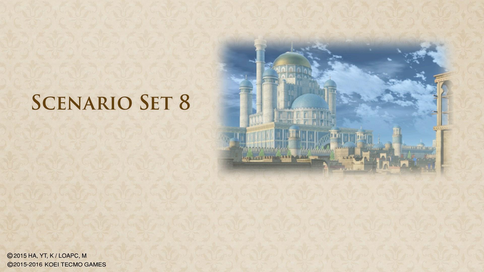 Szenario - Set 8