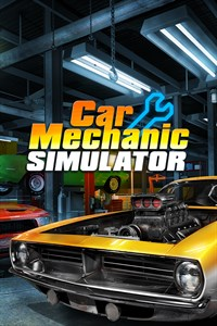 Carátula del juego Car Mechanic Simulator para Xbox One