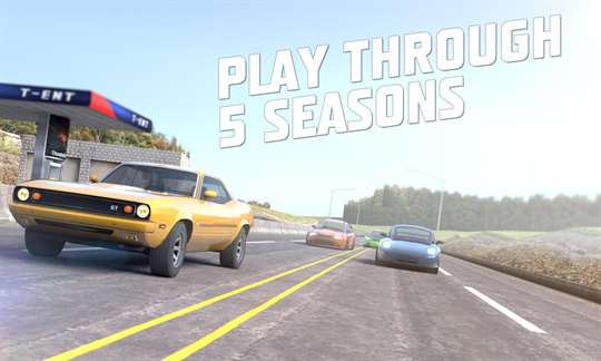 Need for Racing: New Speed on Real Asphalt Track 2 screenshot 5