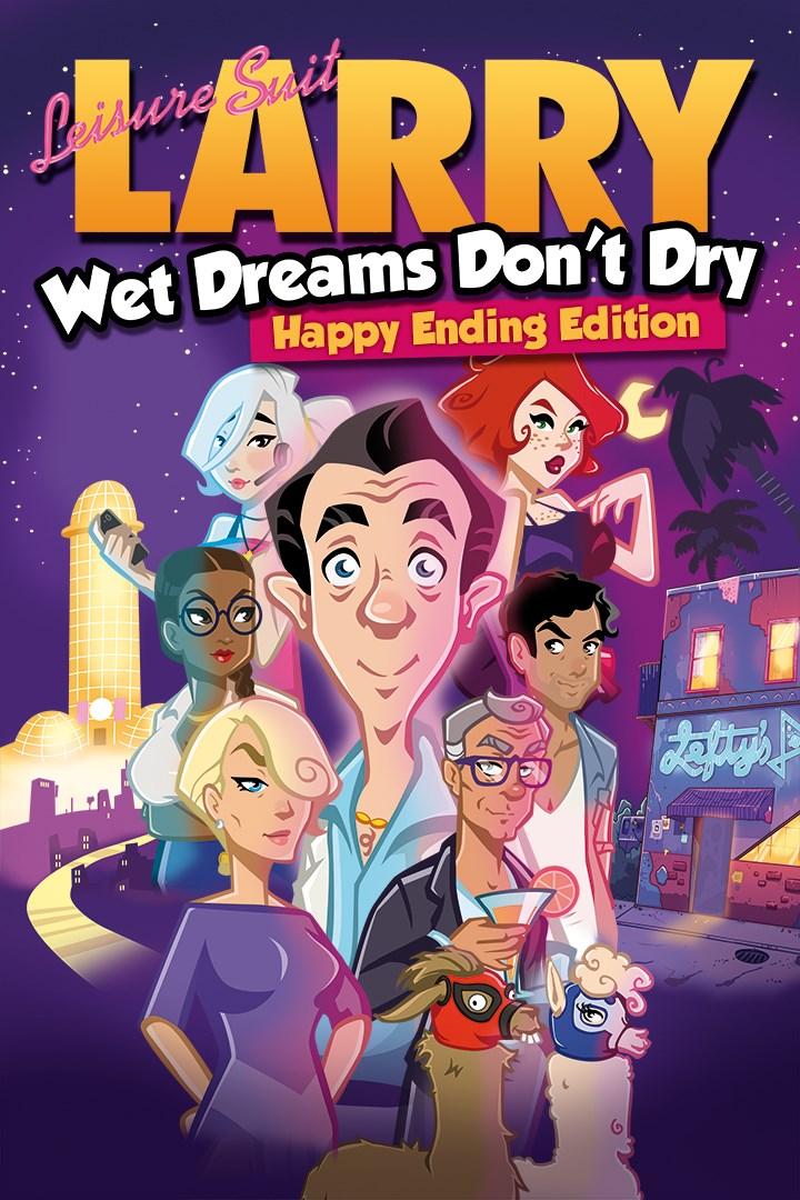 Leisure Suit Larry - Wet Dreams Don