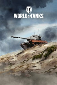 Carátula del juego World of Tanks - Rover-237