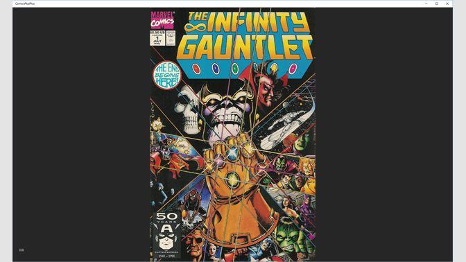 Get Comics++ - Microsoft Store