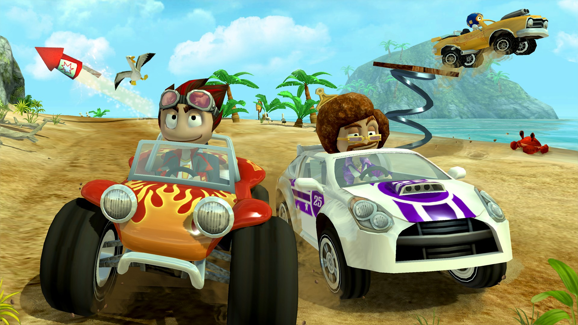 Buy Beach Buggy Racing - Microsoft Store