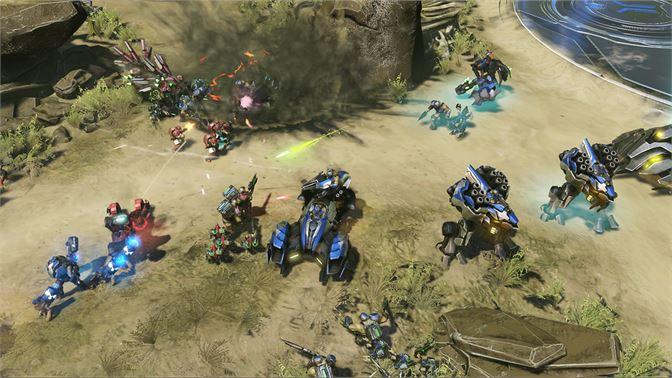 Get Halo Wars 2 Demo Microsoft Store
