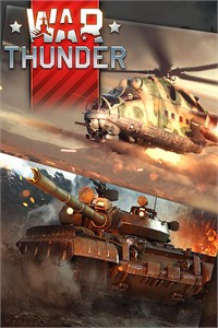 Carátula del juego War Thunder - T-55AM-1 and Hind Bundle