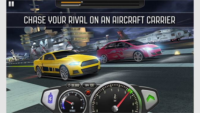 Get Top Speed Drag Car Racing Fast Real Driver