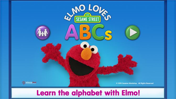 Sesame Street The Letter Of The Month Club.Buy Elmo Loves Abcs Microsoft Store