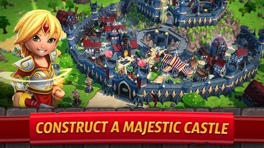 Royal Revolt 2: Tower Defense screenshot 4