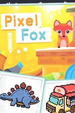 Pixel Fox : Color by Number Family Coloring Book beziehen ...