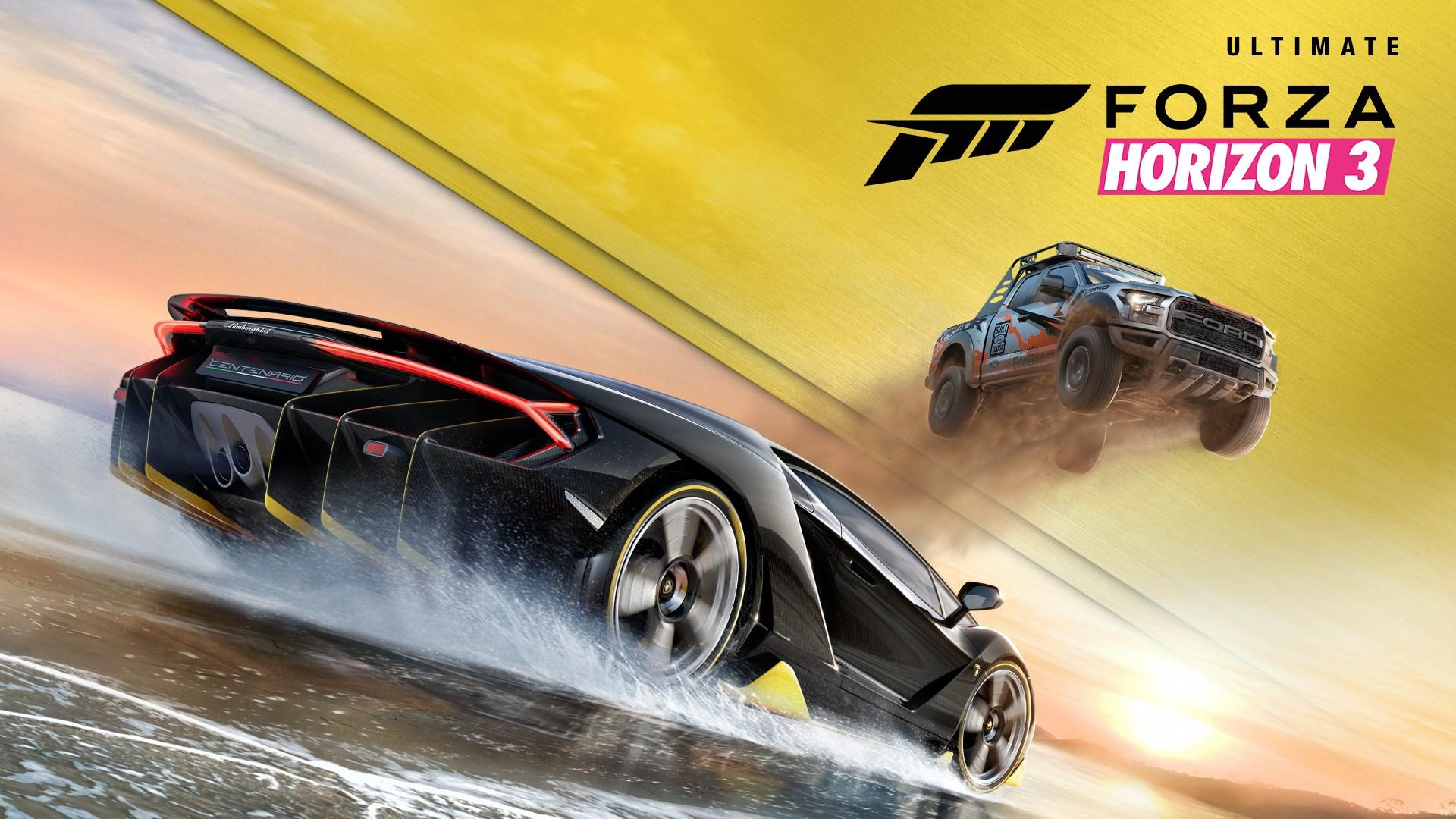 Скриншот №9 к Forza Horizon 3 ultimate-издание