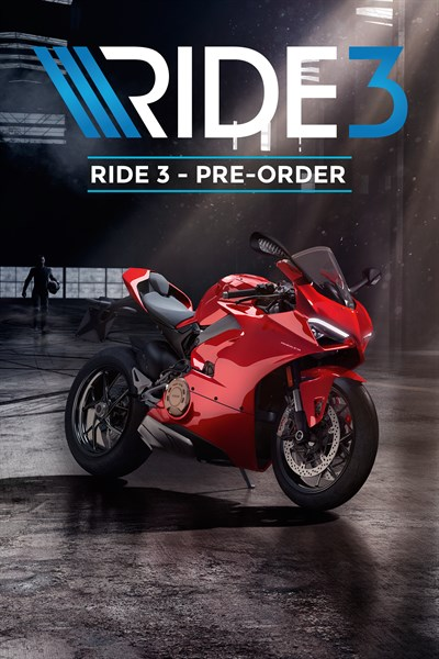 RIDE 3 - Pre-order