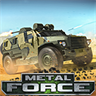 Metal Force: PvP Cars and Tanks Shooting Game