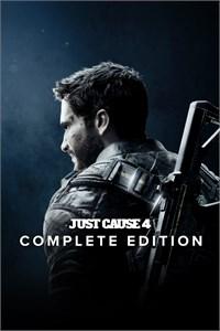 Carátula del juego Just Cause 4 - Complete Edition