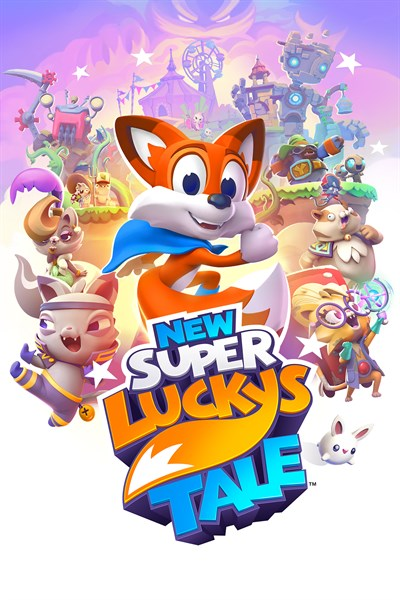 New Super Lucky's Tale Demo