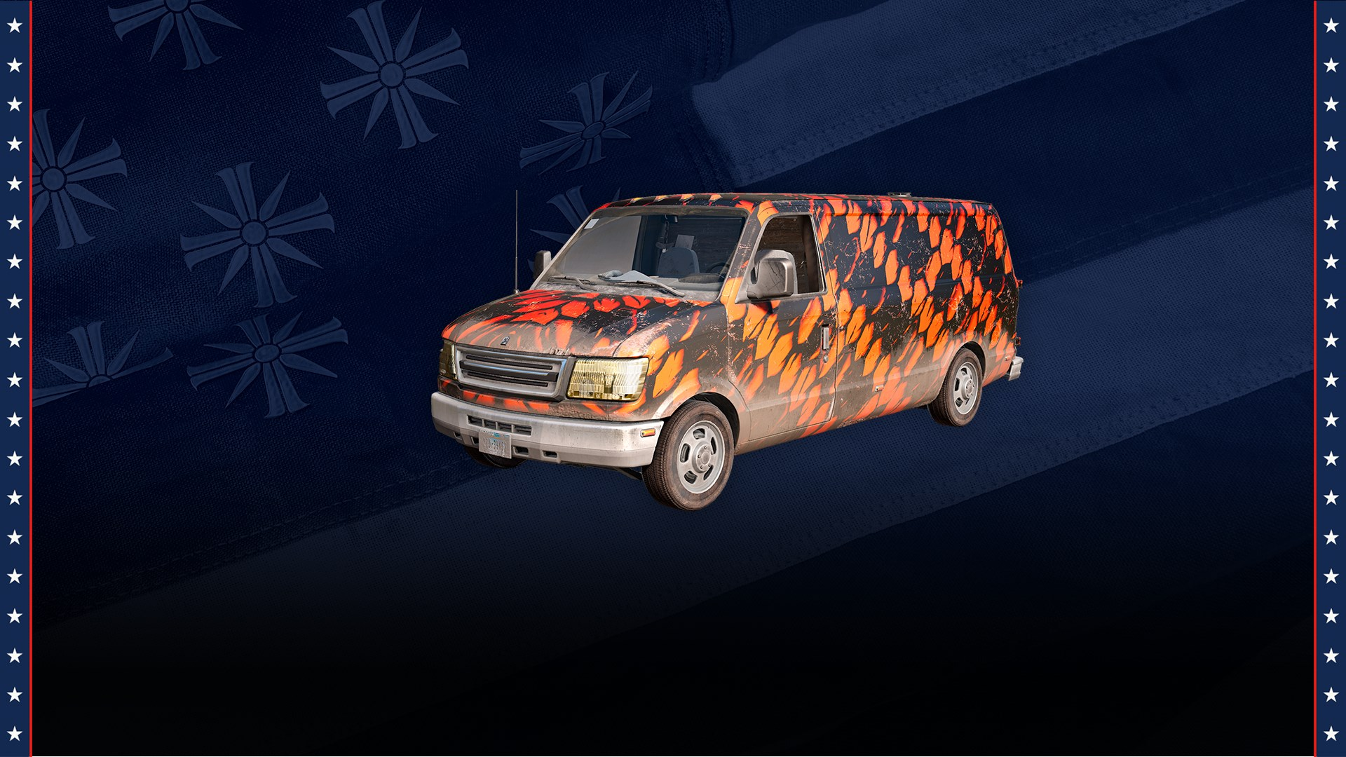 FAR CRY 5 - Signature Van with Prepper Skin
