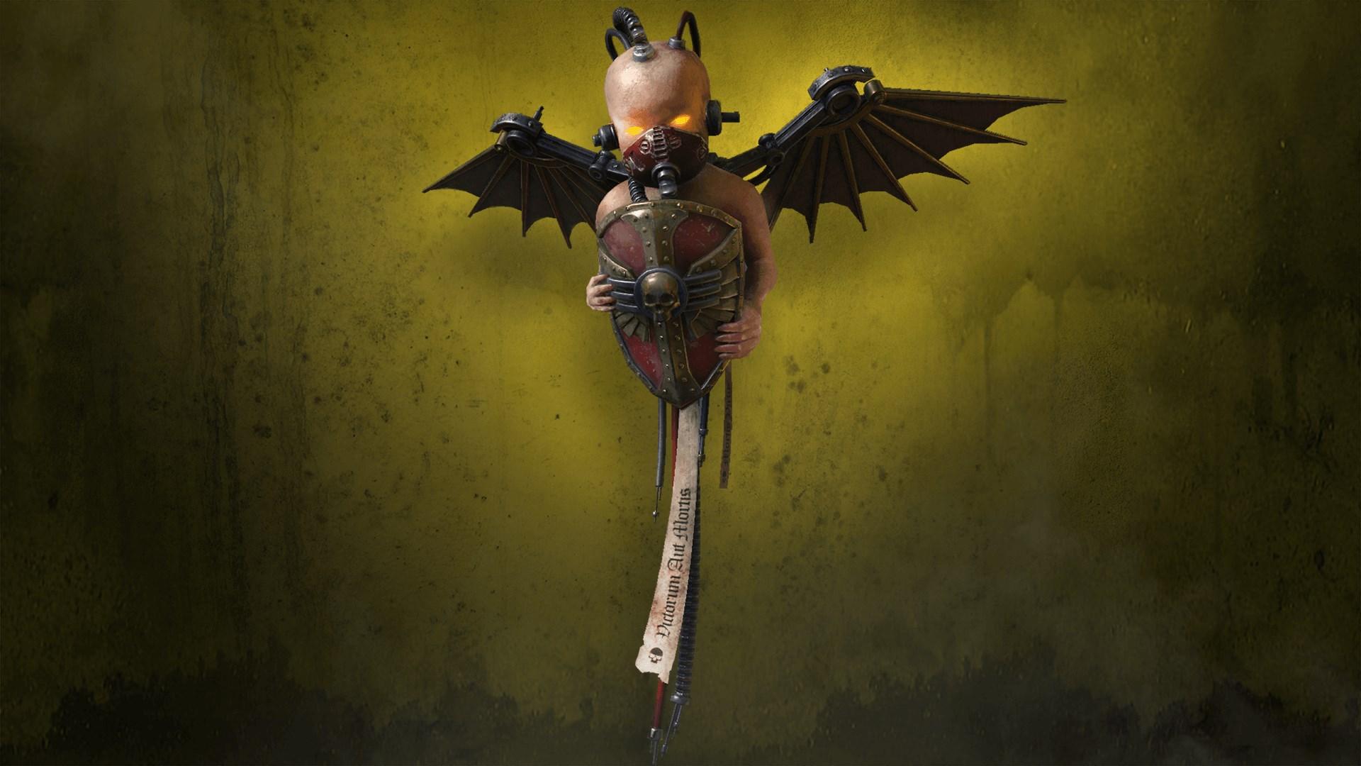 Warhammer 40,000: Inquisitor - Martyr - Herald Cherub
