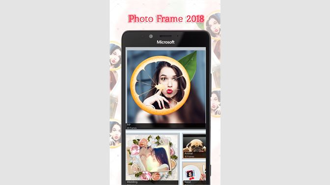 Get Photo Frame 2018 - Microsoft Store