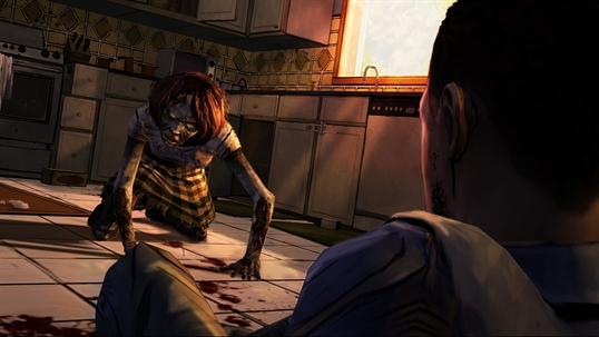 The Walking Dead: Season 1 screenshot 1