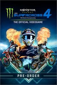 Monster Energy Supercross 4 - Pre-order