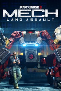 Just Cause 3: Mech Land Assault