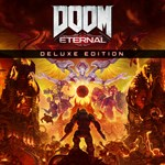 DOOM Eternal Deluxe Edition Logo