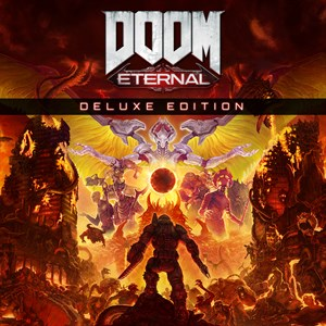 DOOM Eternal Deluxe Edition Xbox One