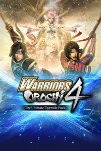 WARRIORS OROCHI 4: The Ultimate Upgrade Pack