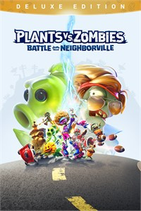 Carátula del juego Plants vs. Zombies: Battle for Neighborville Deluxe Edition
