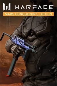 Carátula para el juego Warface - Mars Conqueror's Edition de Xbox 360