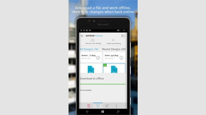 Get AutoCAD mobile - DWG Viewer, Editor & CAD Drawing Tools - Microsoft  Store