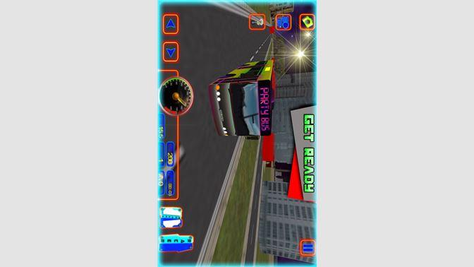 Get Neon Party Bus Simulator Microsoft Store - Minecraft bus spiele