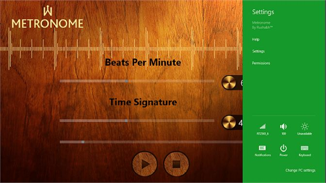 metronome app free download for pc
