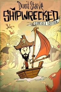 Carátula del juego Don't Starve: Shipwrecked Console Edition