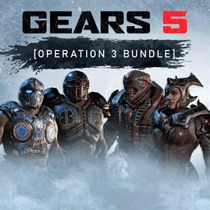 Operation 3 Gridiron Bundle Xbox One