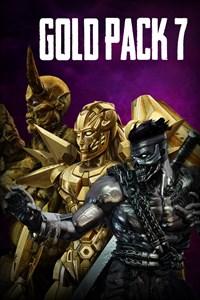 Carátula del juego Gold Skin Pack 7