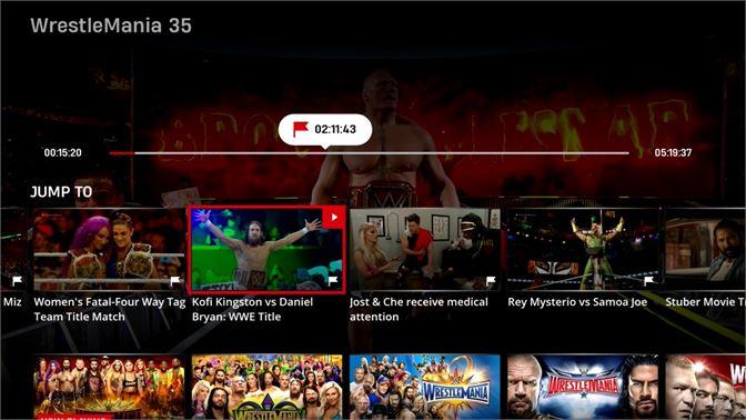wwe app download for pc