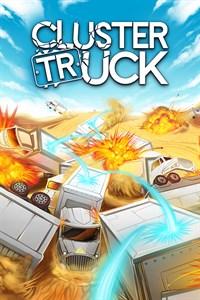 Carátula para el juego ClusterTruck de Xbox 360